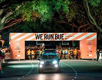 Nike - We Run Bue 2015