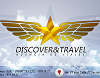 logo/card (Discover&Travel)