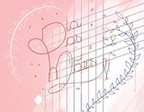 Lettering Dia das Mães