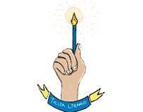 Logo Taller de Escritura Pio Ix