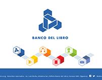 Asociación Civil Banco del Libro. Portal web