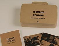 "Libro de artista ""La maleta mexicana"""