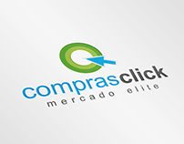 Logo for ComprasClick