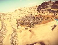 Recorrido virtual Jerusalén / Assassin's Creed