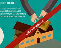 Infografía Cierre de Colegios