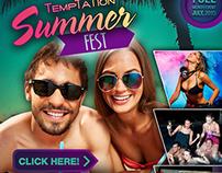 Tempting Summer Fest