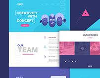 CrazyD | UI Design