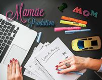 Mamãe Produtiva - E-book