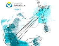 Seguros Venezuela (Campaña de imagen - Propuesta)