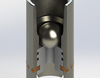 Downhole Buttom Plug