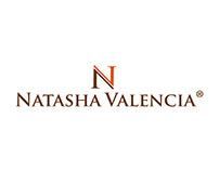 DISEÑO DE IMAGEN CORPORATIVA NATASHA VALENCIA