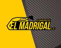 Desarrollo de Logotipo para Consorcio El Madrigal