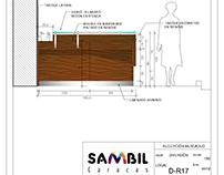 MOBILIARIO SAMBIL