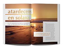 Revista ANDANDO - Editorial - Pullman General Belgrano