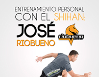 Post de instagram para Riobueno Fitness