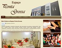 Site Espaço Ponta Grossa