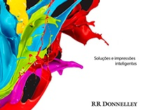 RR Donnelley - Projeto Gráfico