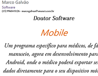 Doutor Software MOBILE