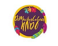 DE MUCHOS COLORES ANDO - Logo+ Etiquetas + Packaging