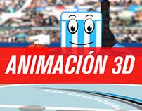 Intros + Animaciones 3D
