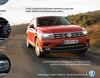Ad idea - Volkswagen Tiguan Allspace