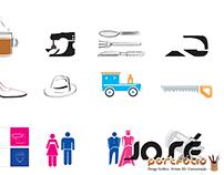 Logomarca e Pictogramas Vetorial