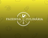 Identidade Visual Fazenda Culinária