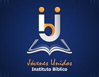 Instituto Bíblico Jóvenes Unidos Logotipo.