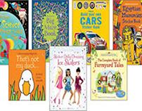 EBook & Book Tiles