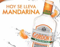 Lanzamiento en Venezuela de Gordon's Mandarina