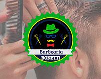 Criação de logotipo Barbearia