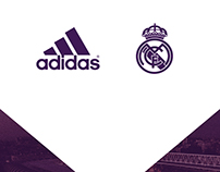 Real Madrid x Adidas 17/18 (Personal)
