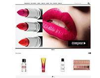 Nina Makeup Store & Blog