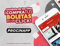 PROCINAPP (Distribución canales regionales).