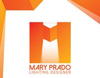 Mary Prado's Branding