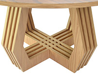 TRAMA mesa de centro / coffee table