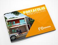 Portafolio de Proyectos FC Constructions