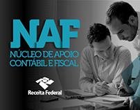 Núcleo de Apoio Fiscal (NAF) | Receita Federal