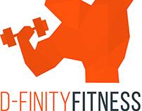 Branding Academia D-Finity Fitness