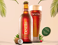 Destilo Beer Advertising: Post / Social Media