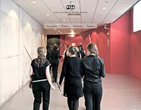 Diseño web de la Joven Orquesta de Bandas Sonoras