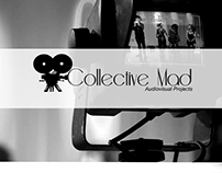 Logo and Video Collective Mad Audiovisual Projects
