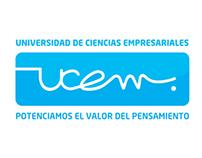 Logo Design for UCEM University Costa Rica