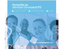 Portafolio Corvesalud IPS