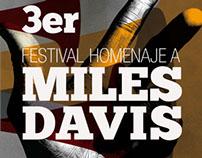 Miles Davis Festival / Festival Homenaje a Miles Davis