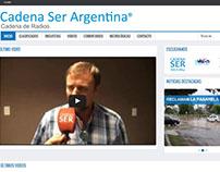 Website | Diario Cadena Ser
