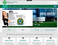 Portal Web Aula Virtual - Assim você passa!