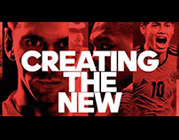 Creating The New - Adidas Group
