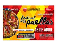 Festival Paellas