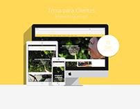 Tema para site Loguei.com - (Vision)